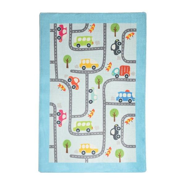 Baby Cars gyerekszőnyeg, 140 x 190cm