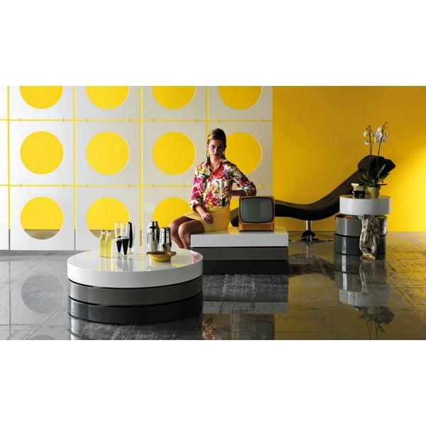 Sardara dohányzóasztal, tárolóhellyel - Design Twist