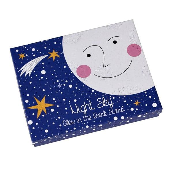 30 db-os világító csillagkészlet - Rex London