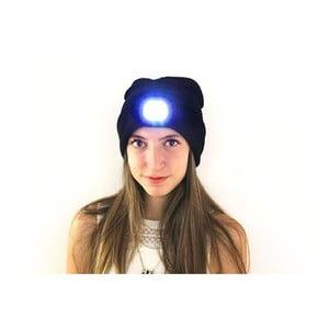 Sapka beépített LED lámpával - Kikkerland