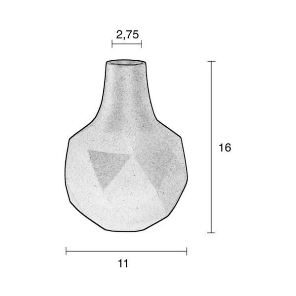Bloom fekete váza - Zuiver