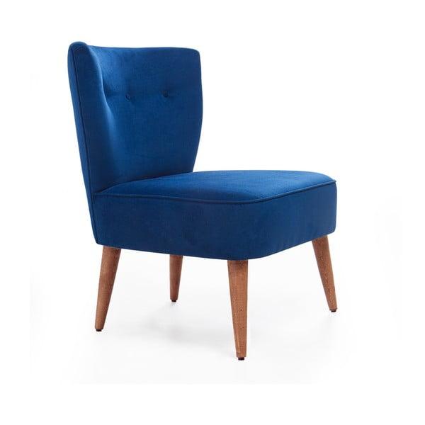Home Molly kék kárpitozott szék - Balcab