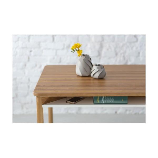 Zeen barna étkezőasztal tölgyfából - Ragaba