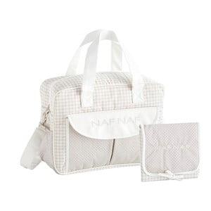 Vichy szürke pelenkázó táska szett 0a188bcb54