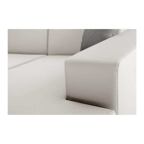 Tresor krémszínű kanapé, jobb oldalas - Interieur De Famille Paris