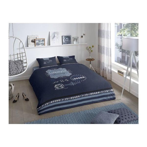 Premento Lifestyle egyszemélyes pamut ágyneműhuzat garnitúra, 140 x 200 cm - Good Morning