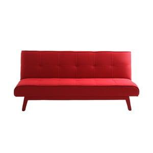 Modes piros kétszemélyes kinyitható kanapé - Custom Form