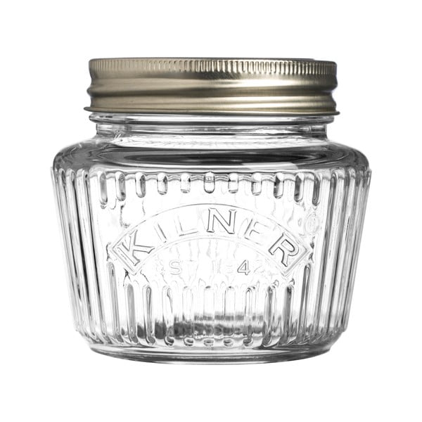 Befőttesüveg csavaros kupakkal, 0,25 l - Kilner
