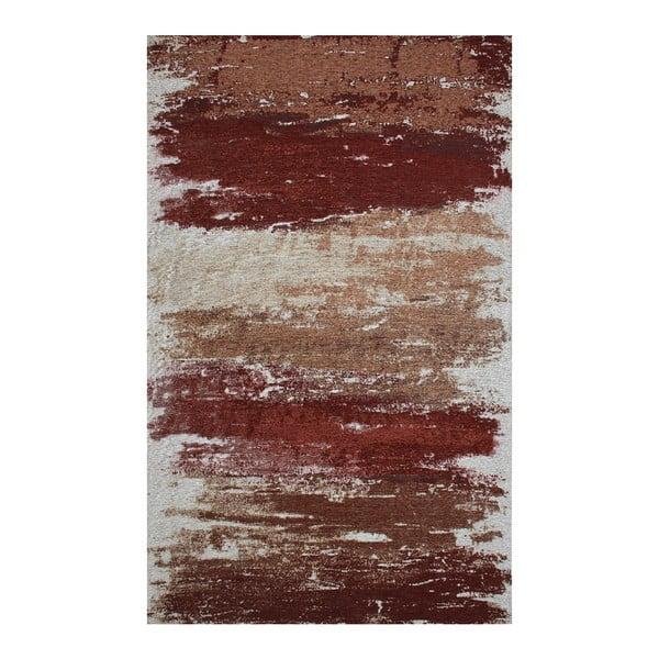 Terra Abstract futószőnyeg, 80 x 300 cm - Eco Rugs