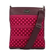 Dariana Middle No. 1161 rózsaszín válltáska - Dara bags