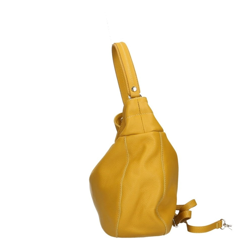 Bettine sárga bőr retikül - Roberto Buono ... 30507a9118