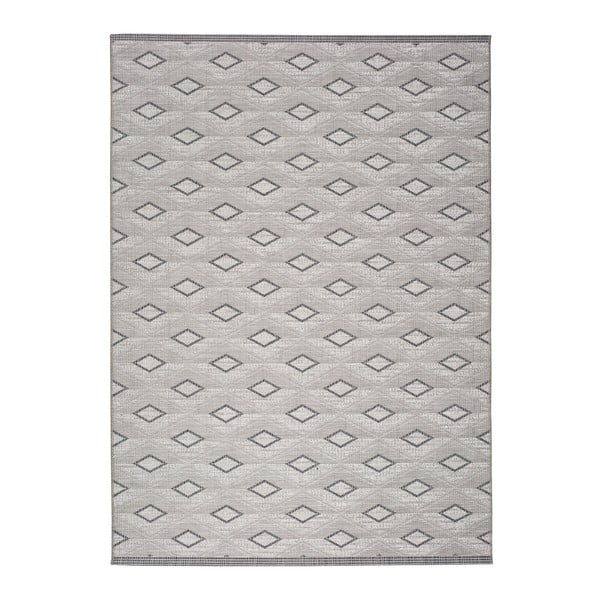 Weave Kasso szürke szőnyeg, 130x190 cm - Universal