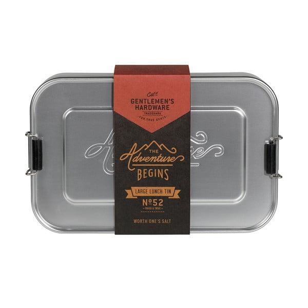 Metal Lunch ételtároló doboz - Gentlemen's Hardware