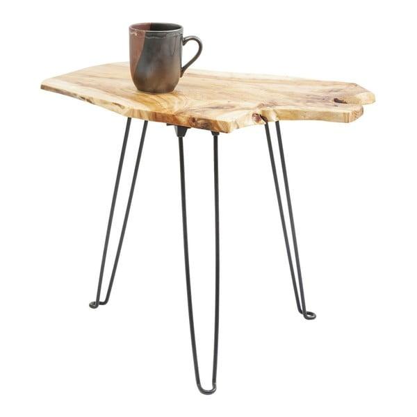 Art Factory fenyőmintás tárolóasztal - Kare Design