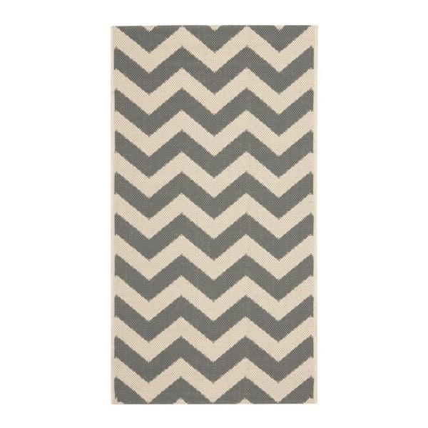Sardinia Grey szőnyeg, 170x121 cm - Safavieh