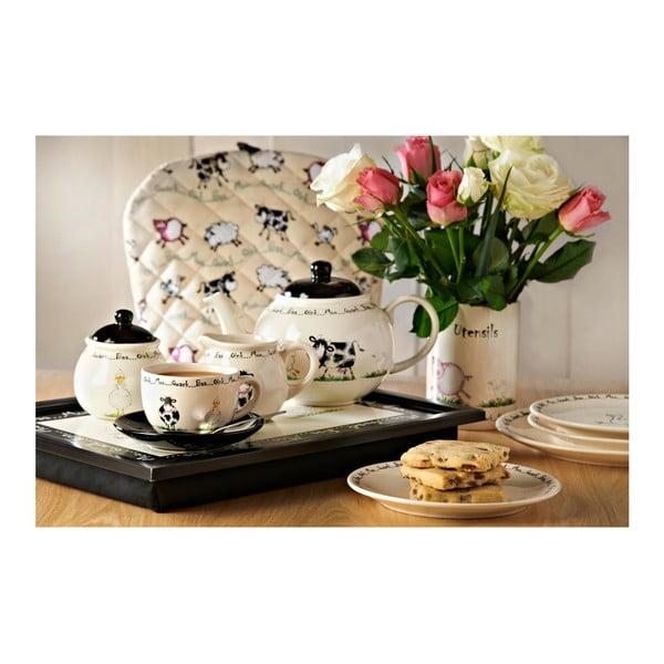 Home Farm 6 személyes porcelán teáskanna, 1,1 l - Price & Kensington
