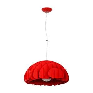 Overhung Mak Red piros függőlámpa - Glimte