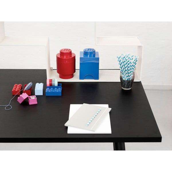 Kék henger alakú tároló doboz - LEGO®