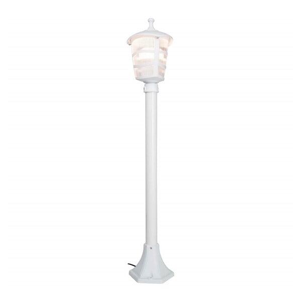 Lisa fehér kültéri világítás, magassága 92 cm
