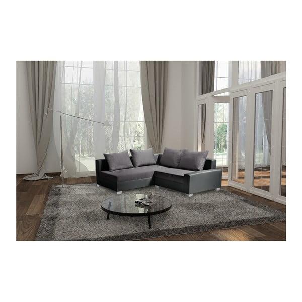 Aventure antracit-szürke kanapé, bal oldalas - Interieur De Famille Paris