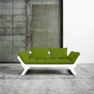 Bebop White/Lime variálható kanapé - Karup