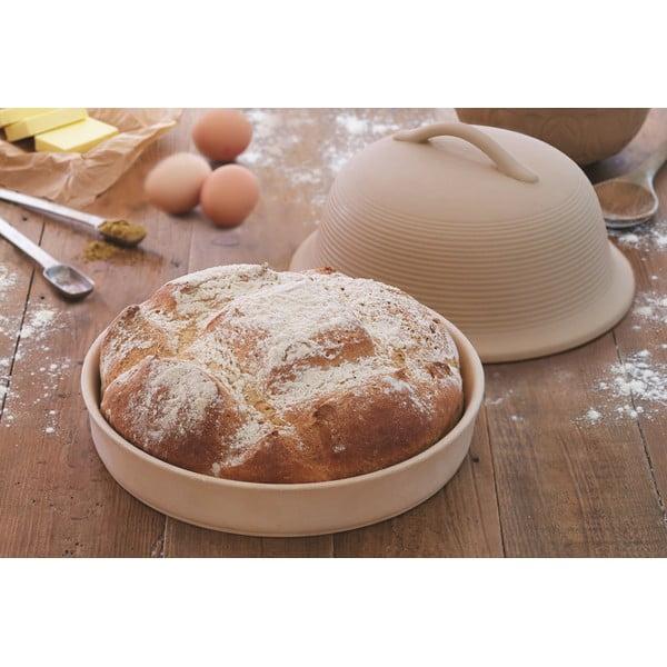 Cloche agyagkerámia kenyérsütő forma, 30 x 19 cm - Kitchen Craft