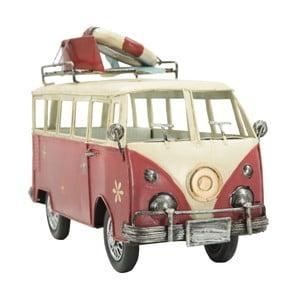 Autóbusz formájú dekoráció - Mauro Ferretti