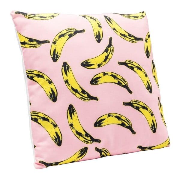 Pop Art banán mintás párna, 45 x 45 cm - Kare Design