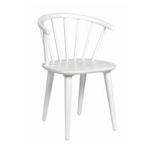 Carmen fehér kaucsukfa szék - Folke