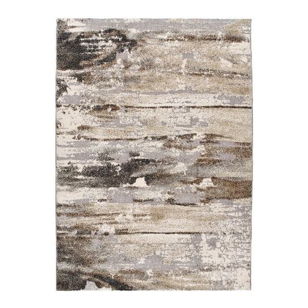 Elke szürkés bézs szőnyeg, 200 x 290cm - Universal