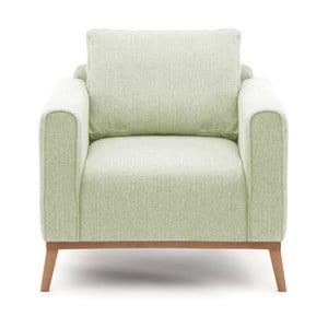 Milton mentol-zöld fotel - Vivonita