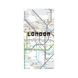 London térkép mintájú mágnes - Kikkerland