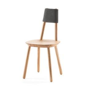 Naïve természetes tömörfa szék - EMKO