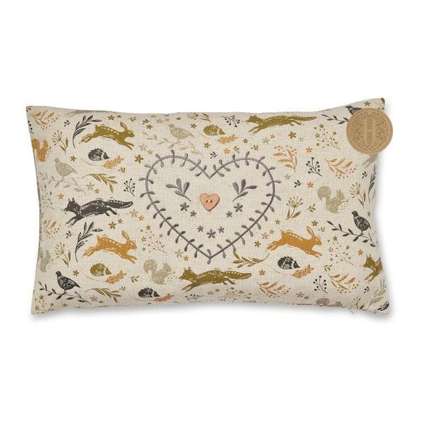 Woodland pamut párna, 50 x 30 cm - Cooksmart ®