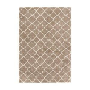 Grace barna szőnyeg, 160x230cm - Mint Rugs