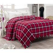 Iskoc Red könnyű ágytakaró, 200 x 240 cm