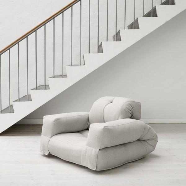 Hippo Natural kinyitható fotelágy - Karup