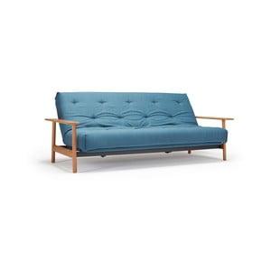 Balder Elegant Elegance Petrol kék kinyitható kanapé, 97 x 230 cm - Innovation