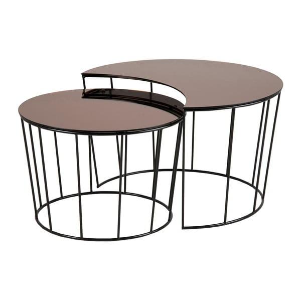 Sunmoon 2 db-os tárolóasztal szett - Actona