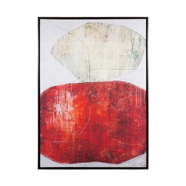 Abstract falikép, 100 x 140 cm - SantiagoPons