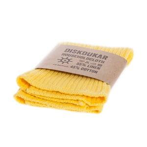 Sárga törlőruha - Iris Hantverk