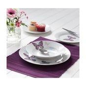 Mariposa porcelán étkészlet, 12 részes - Sabichi