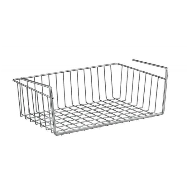 Basket polckiegészítő kosár, 30 x 26 cm - Metaltex