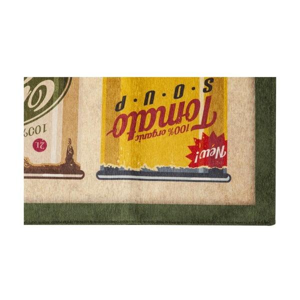 Caddy rendkívül ellenálló konyhai szőnyeg, 60 x 150 cm - Webtappeti