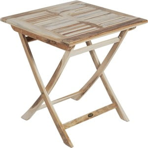 Java kerti asztal, teakfából - ADDU