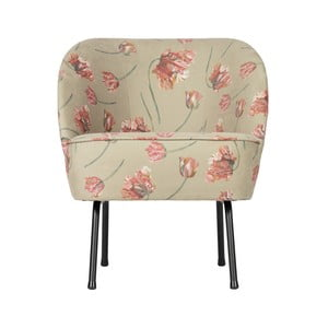 Vogue bézs fotel - BePureHome