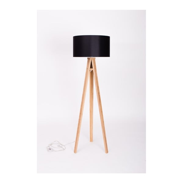 Fekete állólámpa - Ragaba