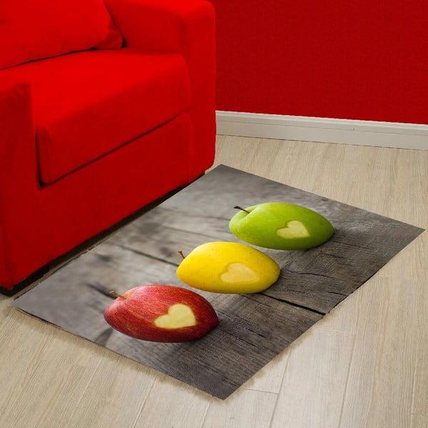 Apple vinil szőnyeg, 52 x 75 cm - Zerbelli