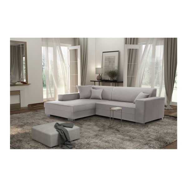 Perle bézs kanapé, bal oldalas - Interieur De Famille Paris