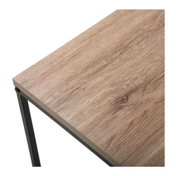 Meno 2 darabos asztal szett bükkfa dekórummal - Versa